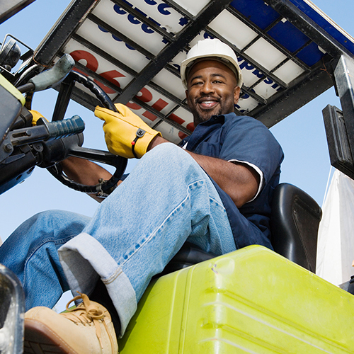Heavy Equipment Operations - Forklift Operations