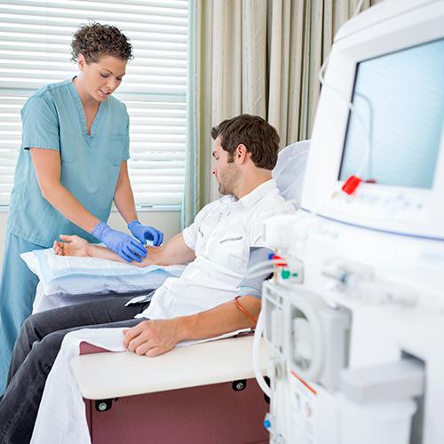 Hemodialysis Technician