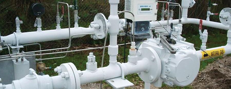 Natural Gas - Operaciones y Distribución de Gas Natural