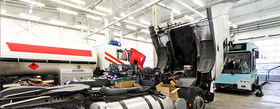 DST - Diesel Systems Technician