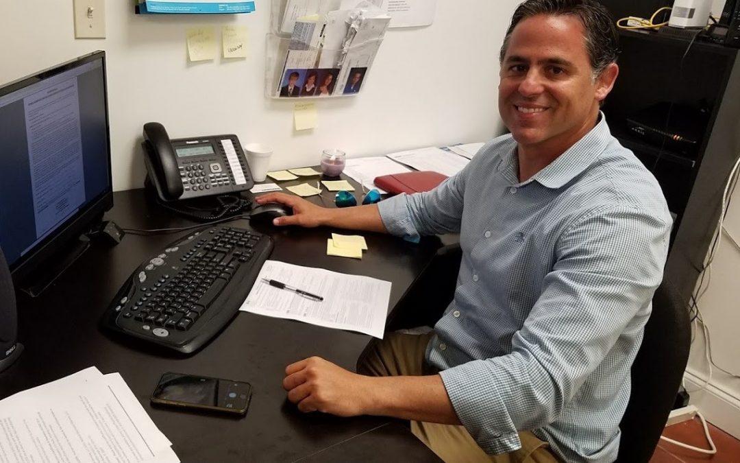 Alumni Testimonial Robert Fernández