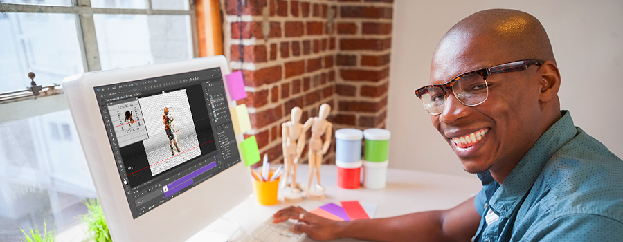 3D Animation Course - 3-D Animation Technology