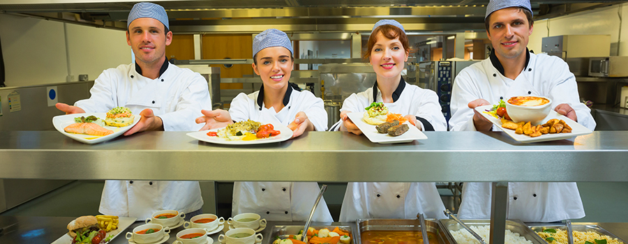 Culinary Arts and Baking Course - Manje Komèsyal ak Ar kuizin / Boulanjri