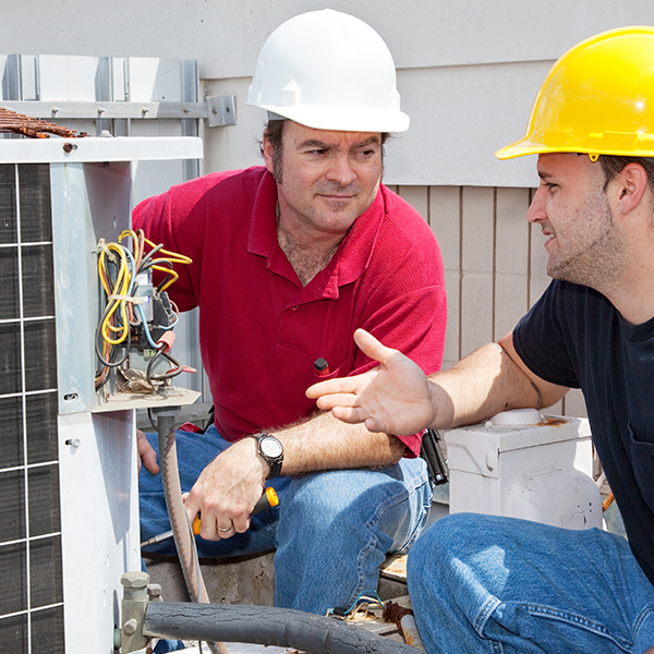 Air Conditioning Refrigeration Heating - Construction