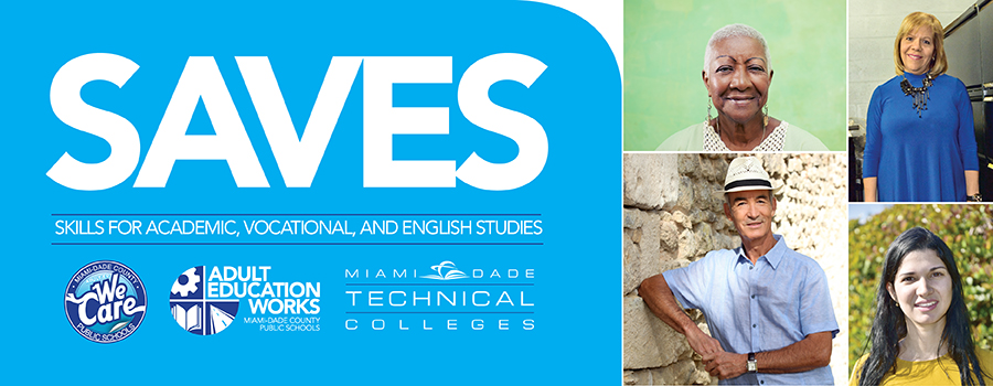 SAVES - Skills for Academic, Vocational, and English Studies (SAVES)