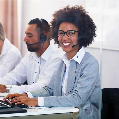 Asistente de servicio al cliente - Operaciones Contables