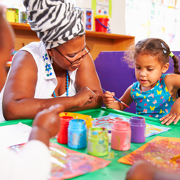 Child Care Center Operations - Early Childhood Education