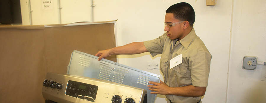 Major Appliance and Refrigeration Repair Course - Major Appliance and Refrigeration Repair