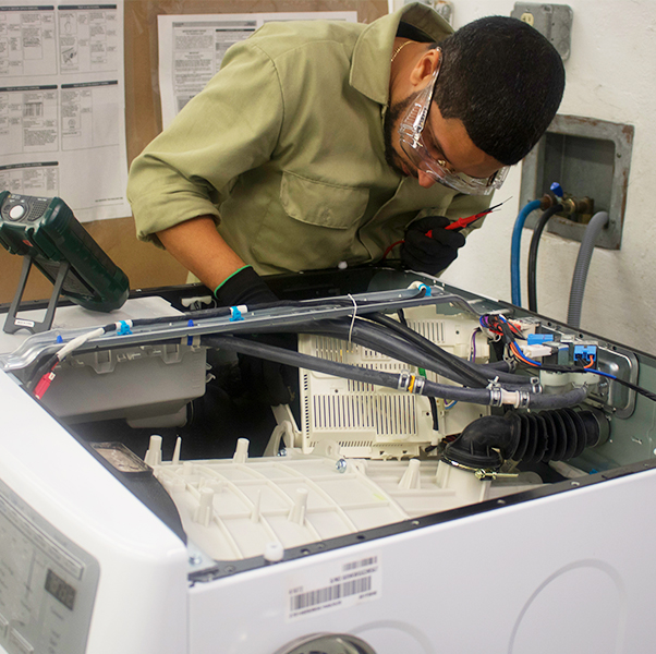 Major Appliance and Refrigeration Repair - Electronic Technology