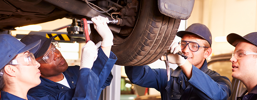 Advanced Automotive Service Technology – HONDA PACT - Advanced Automotive Service Technology (HONDA PACT)