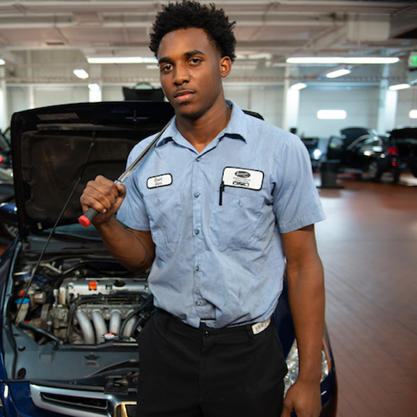 Advanced Automotive Service Technology Braman - Diesel Systems Technician