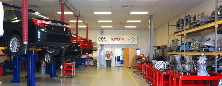 Advanced Automotive Service Technology TOYOTA TTEN Course - Advanced Automotive Service Technology (TOYOTA T-TEN)