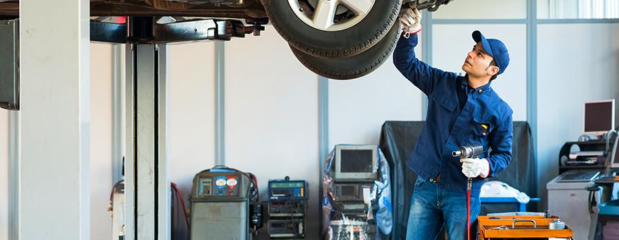 Automotive Service Technology Course - Automotive Service Technology