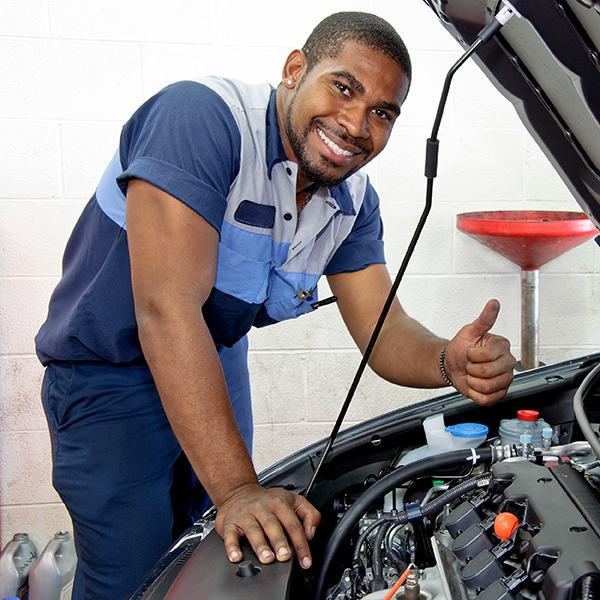 Automotive Service Technology I - Automotive Service Technology II