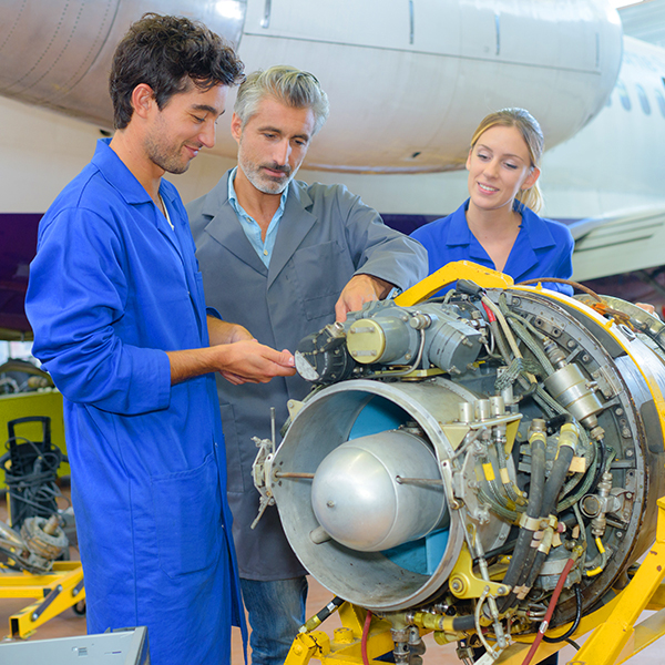 Aviation Airframe Mechanics - Automotive Service Technology II