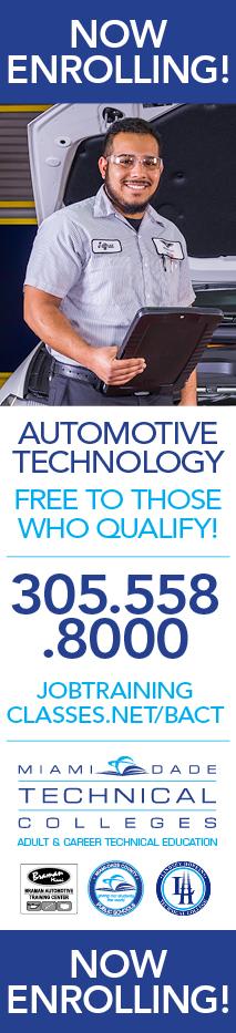 Now Enrolling Braman - Automotive Service Technology II (Braman)